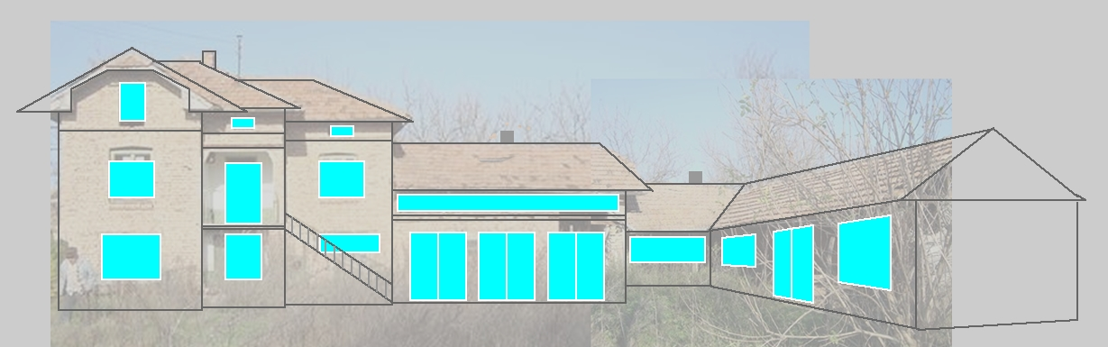 Our vision for the house in Alekovo