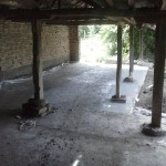 After concreting