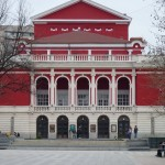 The Opera House in Ruse